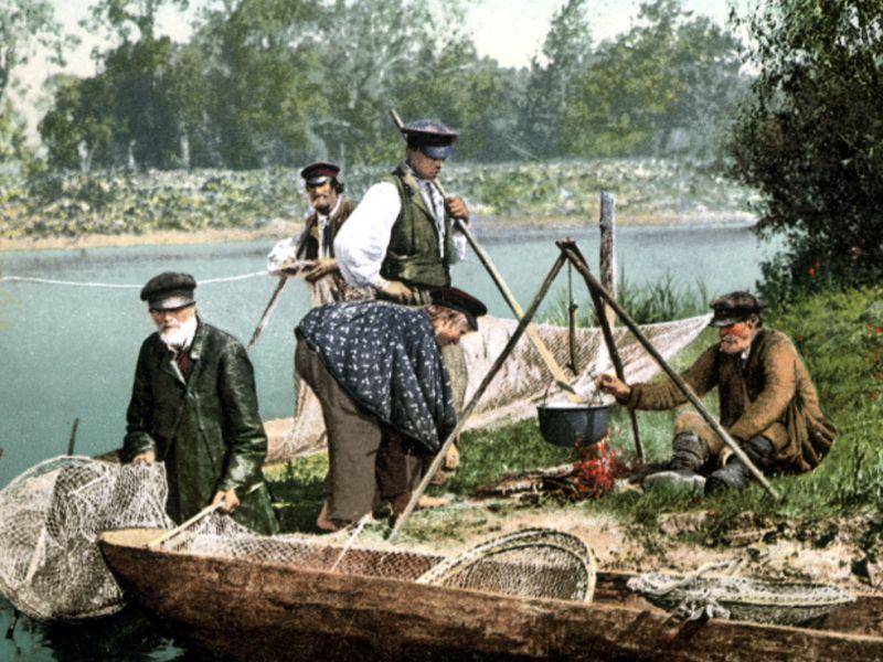 рассказы о рыболовных путешествиях