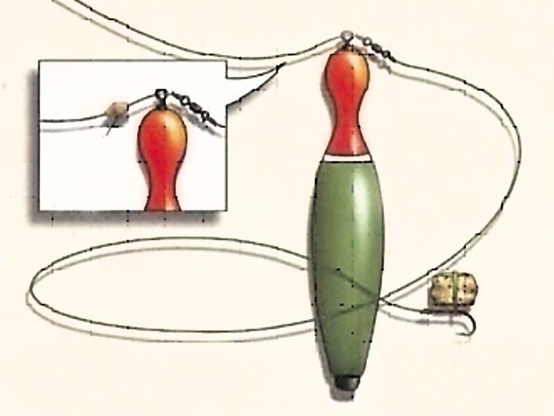 способы поверхностной ловли