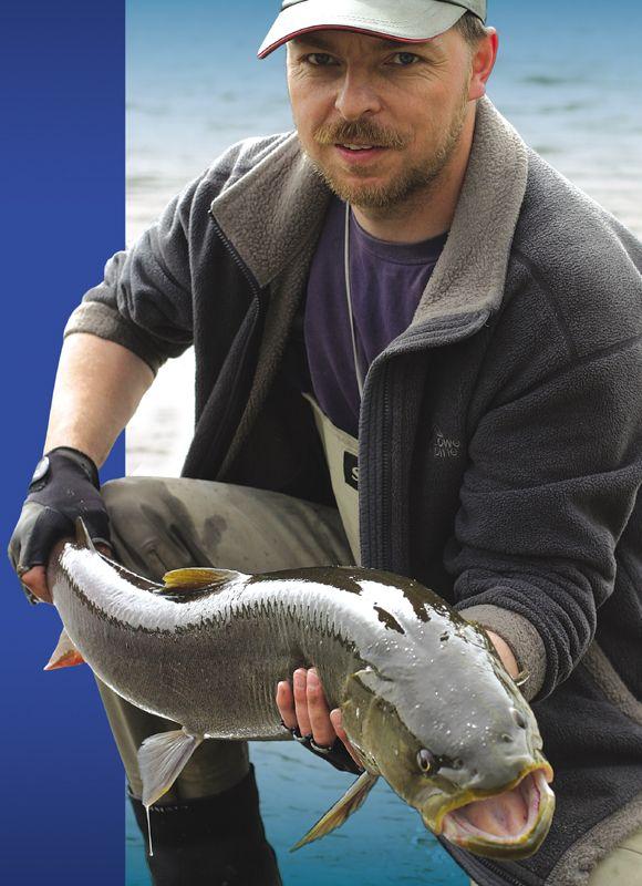 рыбалка на тайменя таймыр